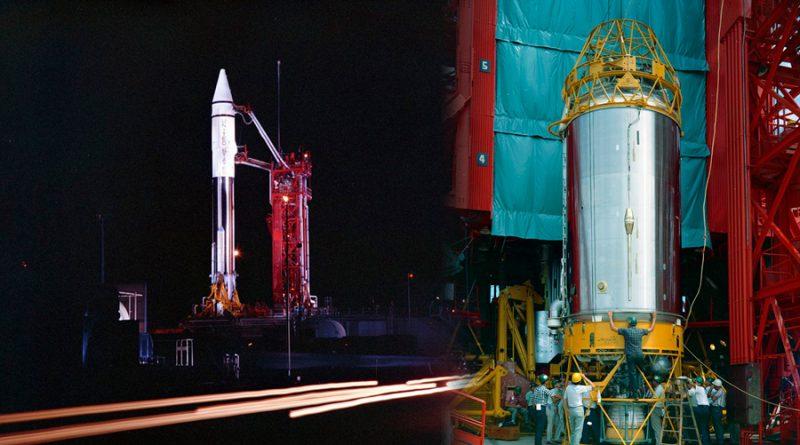 Creían que era un asteroide, pero es un viejo cohete de una misión a la Luna de hace 54 años