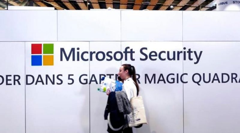Microsoft intenta frenar red mundial de hackers