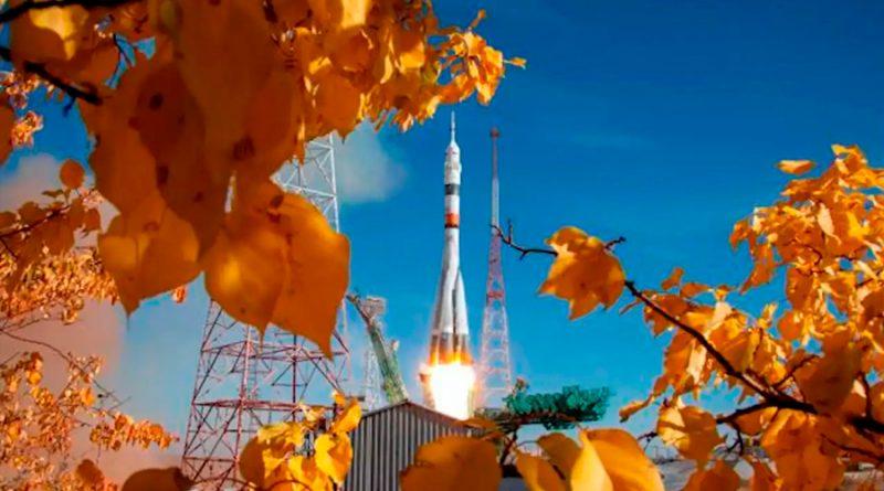Cohete ruso se acopla en tiempo récord a la EEI: tres horas