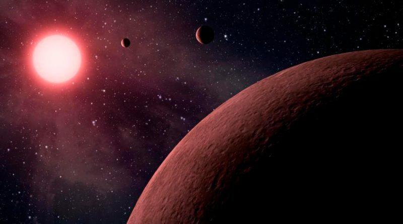 Descubren dos exoplanetas desde un telescopio establecido en México