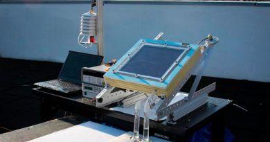 """Un sistema alimentado por energía solar extrae agua potable del aire """"seco"""""""