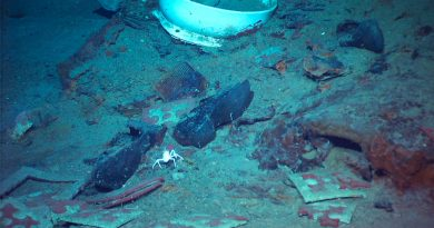 En duda, planes de recuperar transmisor de radio del Titanic
