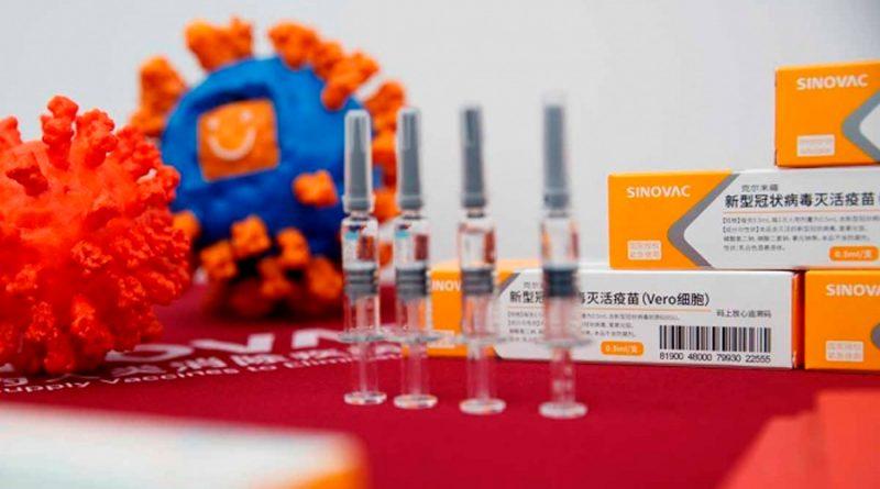 Vacuna china 'Coronavac' pareció ser segura al brindar protección en 9 mil voluntarios brasileños