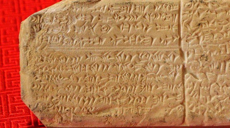 Nuevo algoritmo decodificador para lenguas perdidas en la historia