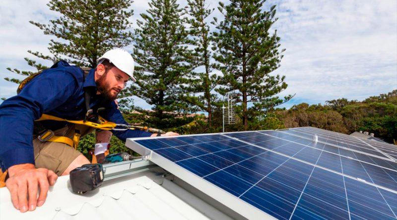 Un nuevo material podría duplicar la eficiencia de las placas fotovoltaicas