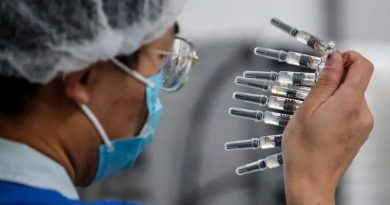 Científica en jefe de la OMS señaló que ya son diez las candidatas a vacunas contra el covid-19