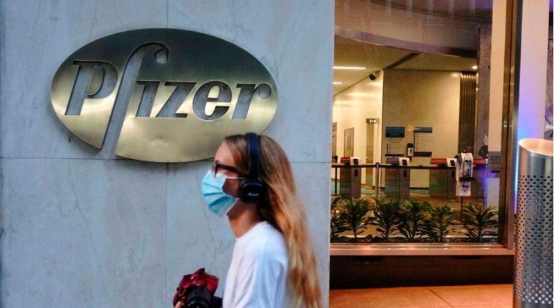 Coronavirus: Pfizer arranca logística de fabricación de vacuna, quiere entregar 100 millones este 2020