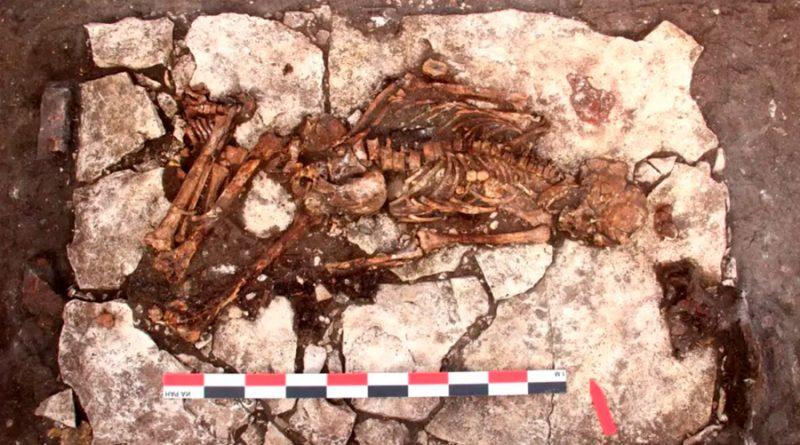 """Descubren el cráneo de un hombre que tuvo una """"cirugía prehistórica"""" de cerebro hace 5000 años"""