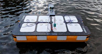 El MIT pone a prueba su barco autónomo en los canales de Ámsterdam