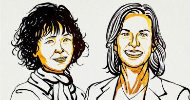 Premio Nobel de Química 2020: Herramientas para la edición genómica