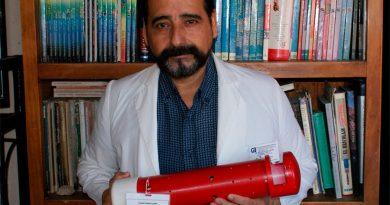 Patenta investigador mexicanos un contenedor de carnada-trampa, para la captura de animales acuáticos en las pesquerías