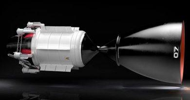 Desarrollado motor nuclear que podría transportar humanos a Marte en la mitad del tiempo de lo actual