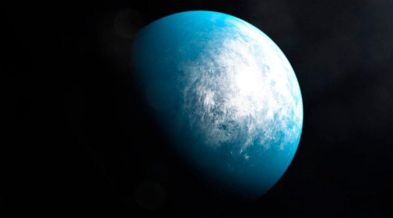 Detectan un planeta de tamaño terrestre que no orbita en torno a una estrella