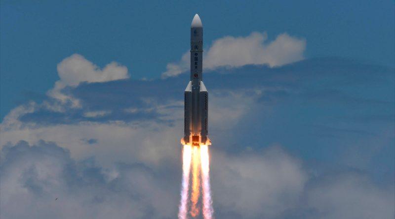 La sonda china Tianwen-1 llegará a Marte en mayo, según la agencia espacial