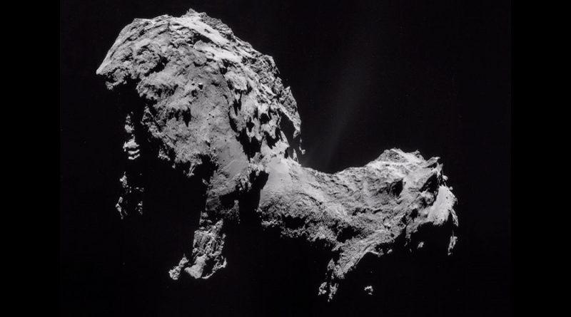 El fósforo cierra la lista de ingredientes de la vida en el cometa 67P