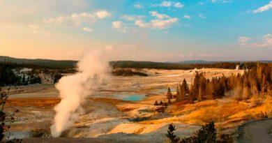 Científicos temen a lo que pueda ocurrir en Yellowstone por la acumulación de energía