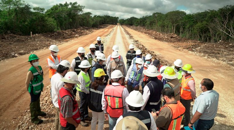 Escanearán la ruta del Tren Maya con moderna tecnología