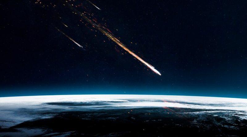 Descubren un nuevo mineral en un meteorito lunar