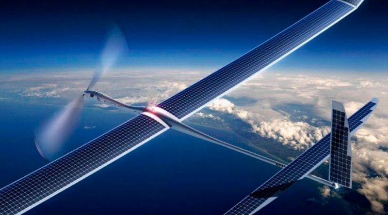Conectividad 5G desde la estratosfera: lo que se está preparando a través del dron más grande del mundo