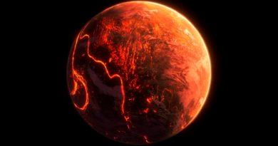 Un océano de lava, viento supersónico y atmósfera de rocas: así es el K2-141b