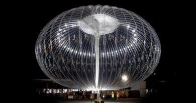 Los globos de Internet de Google siguen muy vivos: acaban de batir un récord del mundo