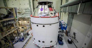 Artemisa 1: la nave Orion con la que la NASA volverá a la Luna va tomando forma