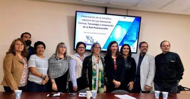 Presenta ProCiencia Iniciativa de Ley General de Ciencia, Tecnología e Innovación