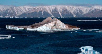 El calor de los ríos acelera el deshielo y el calentamiento del Ártico