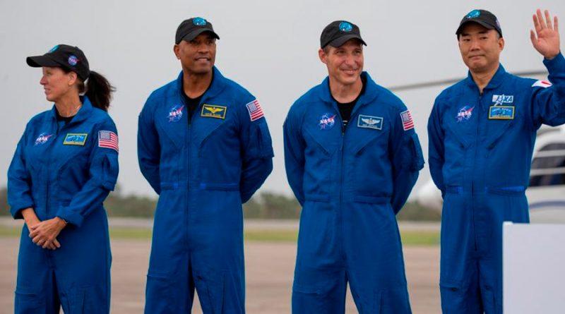 Todo listo para que el próximo sábado se realice el primer vuelo comercial a la Estación Espacial
