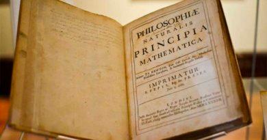 Descubren 200 nuevas copias de Principia, la obra maestra de Isaac Newton