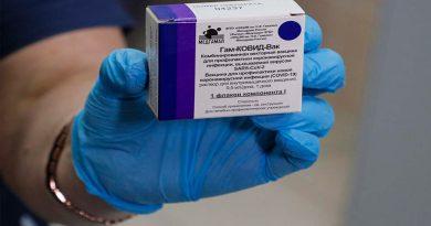 Rusia presume que vacuna 'Sputnik V' tiene eficacia del 92%