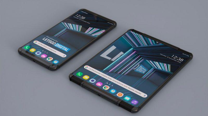 LG muestra un teaser de su primer smartphone con pantalla enrollable