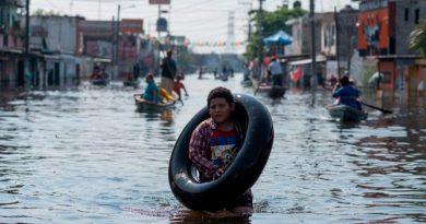 Los huracanes se mantienen más fuertes al tocar tierra debido al calentamiento global