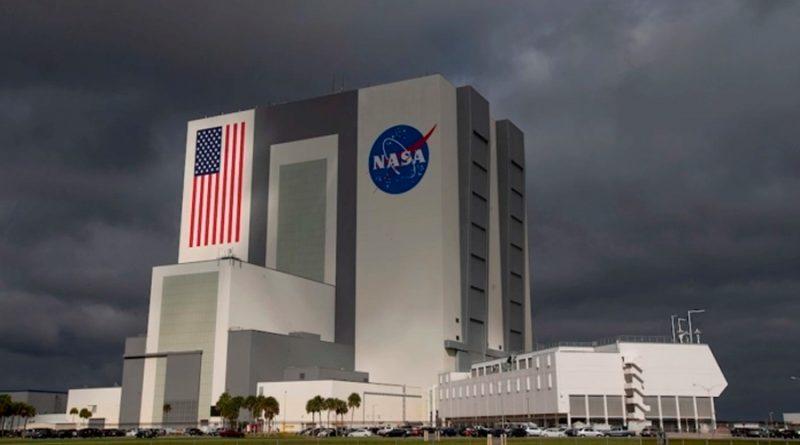 Todo listo para histórica misión tripulada este domingo de la NASA y SpaceX a la EEI
