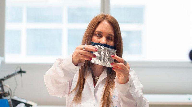 Científica argentina ganó el premio L'Oreal-Unesco por crear un material que inactiva el coronavirus
