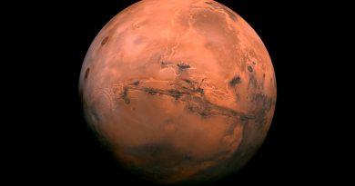 El agua de Marte escapa al espacio