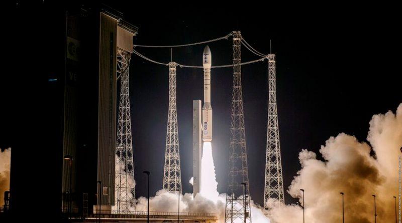 Se desvía y pierde un cohete que transportaba satélites de España y Francia