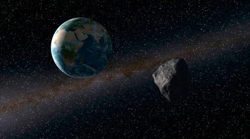 Un asteroide de 10 metros bate récord de aproximación a la Tierra