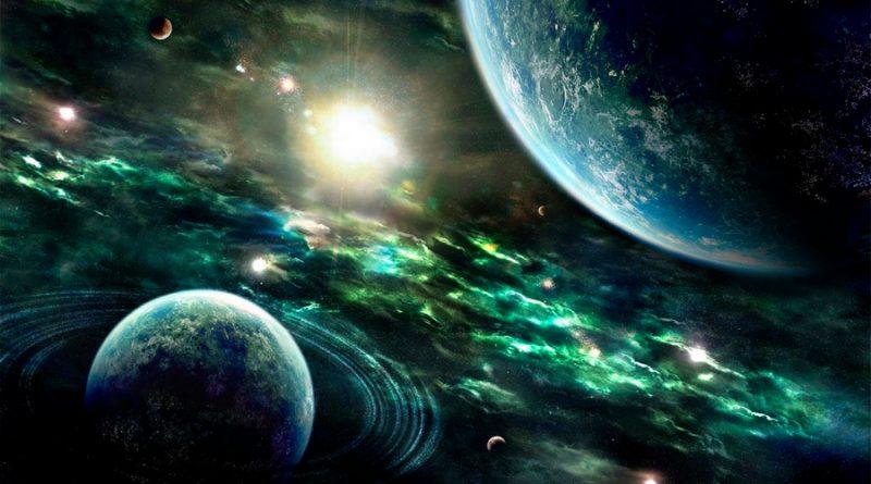 Una mirada al espacio