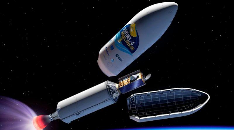 Despega con éxito el satélite Sentinel-6, el vigilante de los océanos