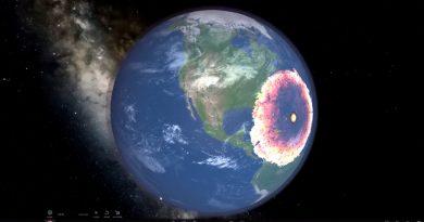 El asteroide Apophis podría golpear la Tierra algún día. Esto es lo que podríamos hacer antes