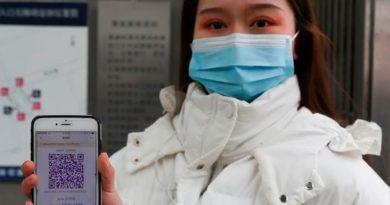 Covid-19: el sistema de códigos QR que China propone usar a nivel global para contener el coronavirus