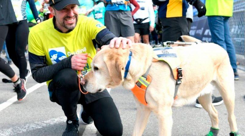 El proyecto de Google que permitió a un ciego correr sin necesidad de ayuda