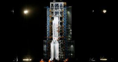 Chang'e 5: la misión robótica china ya viaja rumbo a la Luna a buscar 2 kg de rocas