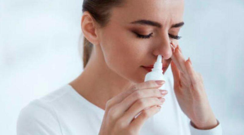 Prueban si spray nasal creado por científicos protegería contra covid-19