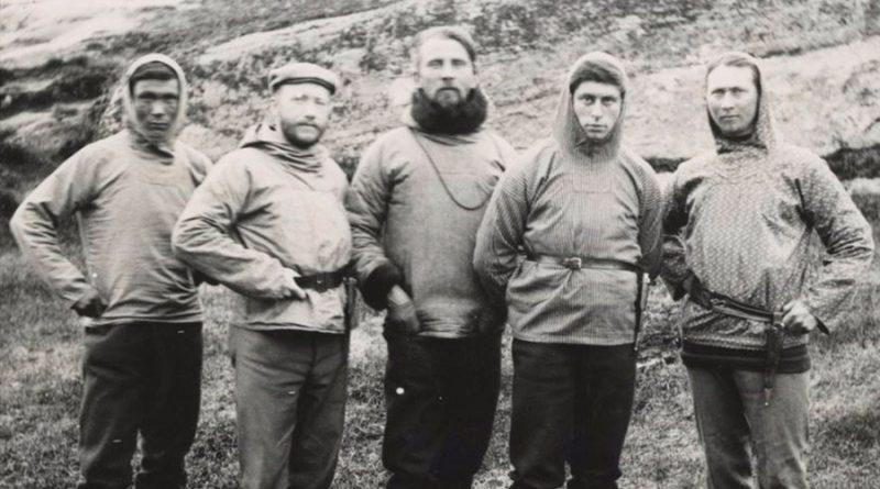 La agonía de un explorador polar, contada por una mancha en su diario