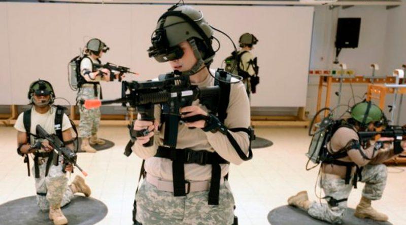 Ejército de EU investiga tecnología que le permita leer la mente de los soldados