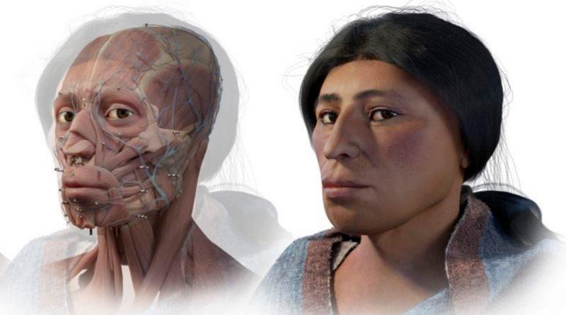 Asombrosos nuevos detalles sobre restos de una mujer de hace 600 años que maravillan a los arqueólogos