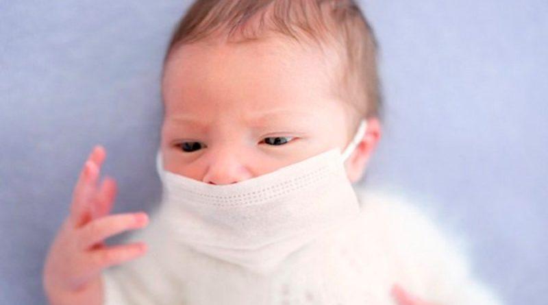 Bebé nació con anticuerpos contra el covid-19 luego de que su madre lo padeció durante el embarazo