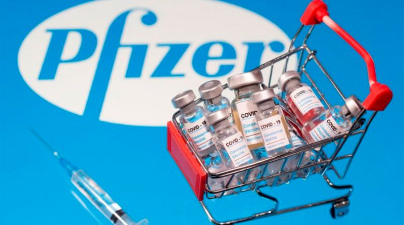 México firma contrato y asegura lote de 34,4 millones de vacunas de Pfizer